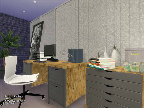 Arvika Office by ArtVitalex