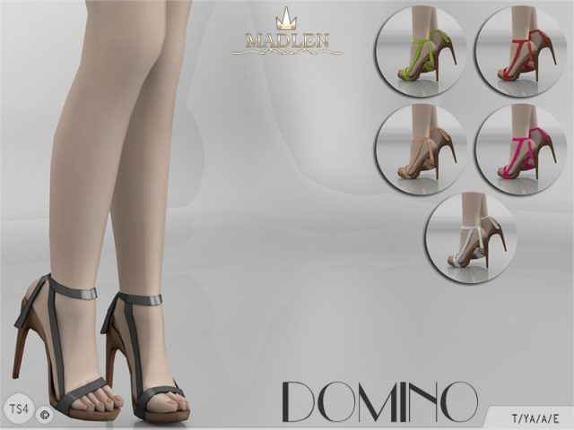 Madlen Domino Shoes by MJ95