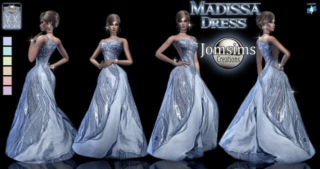 Madissa dress by JomSims
