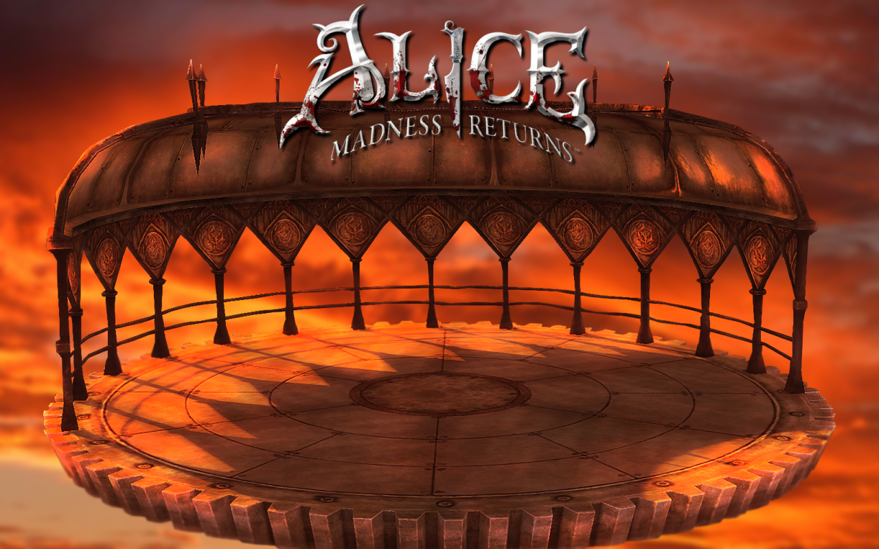 TS2 Alice Madness Returns: Steampunk Set Conversions by Mimoto