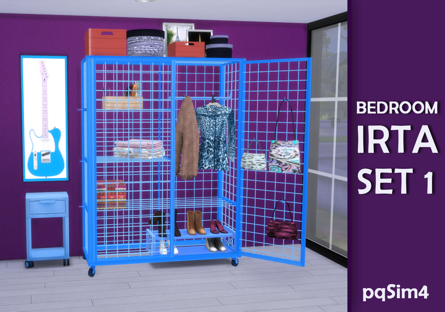 Dormitorio Irta Set 1 by pqsim4