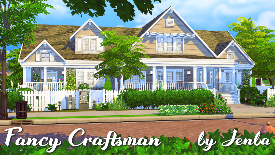 Fancy Craftsman - No CC by Jenba