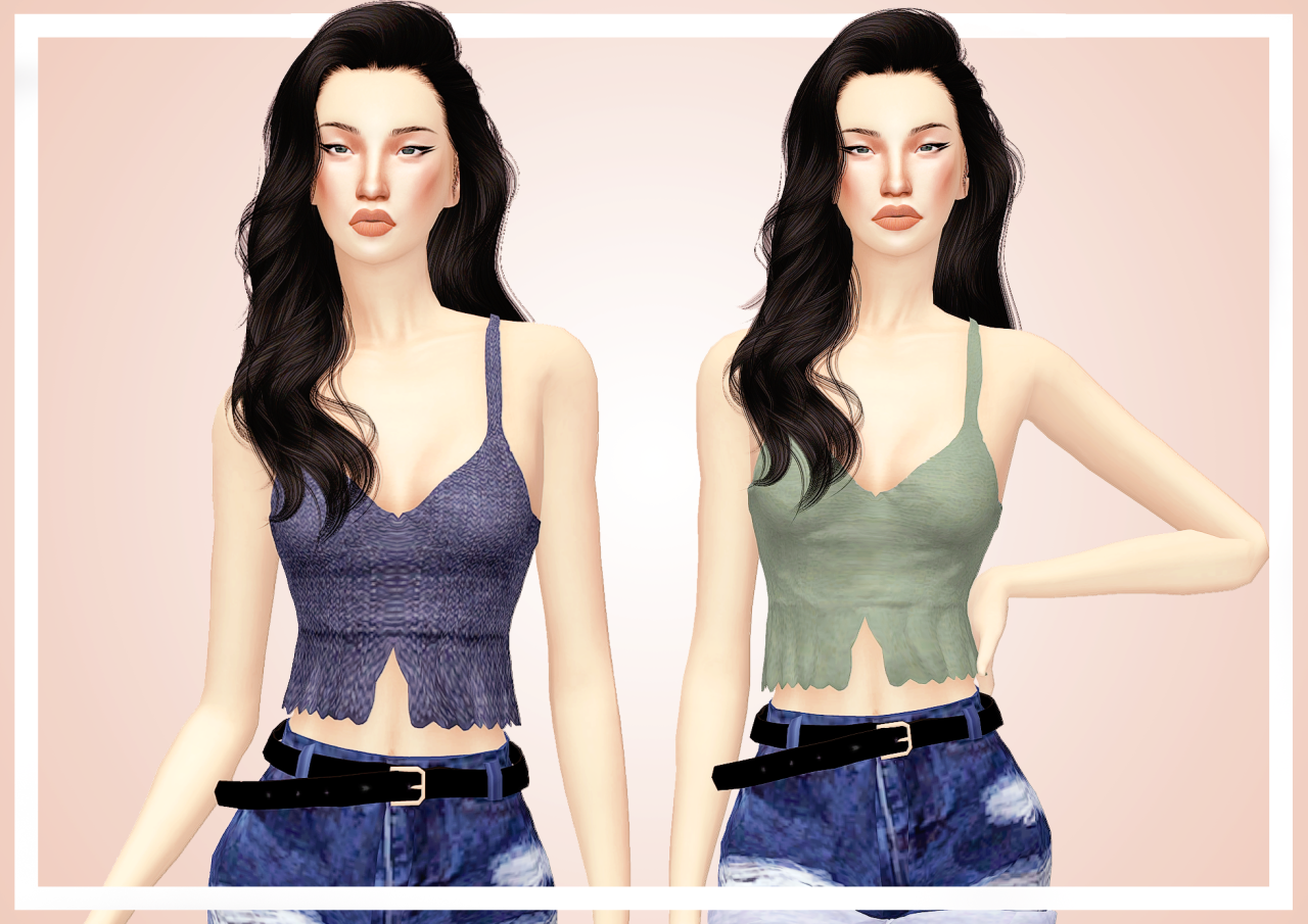 Summery Cami by NeutralSupply