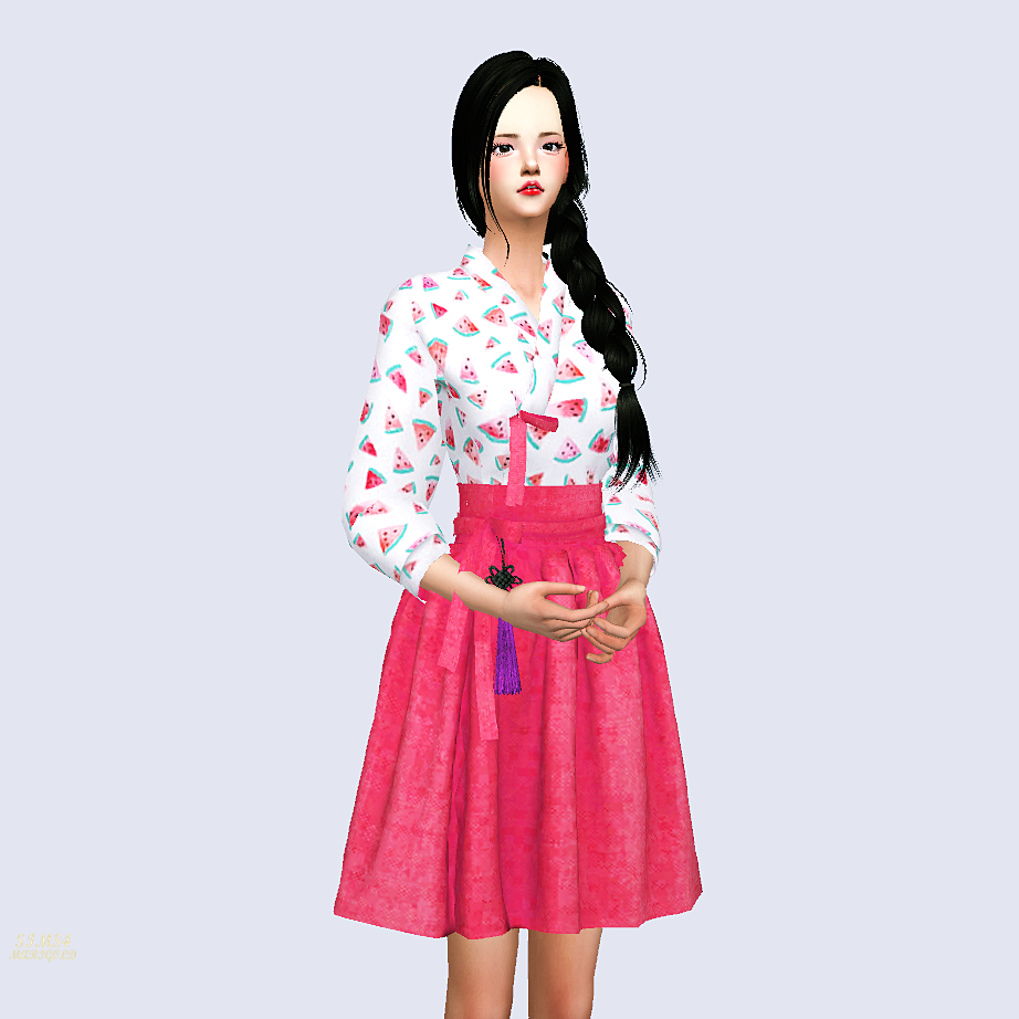 Casual HanBok by Marigold