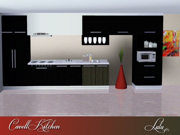 Cavell Kitchen by Lulu265