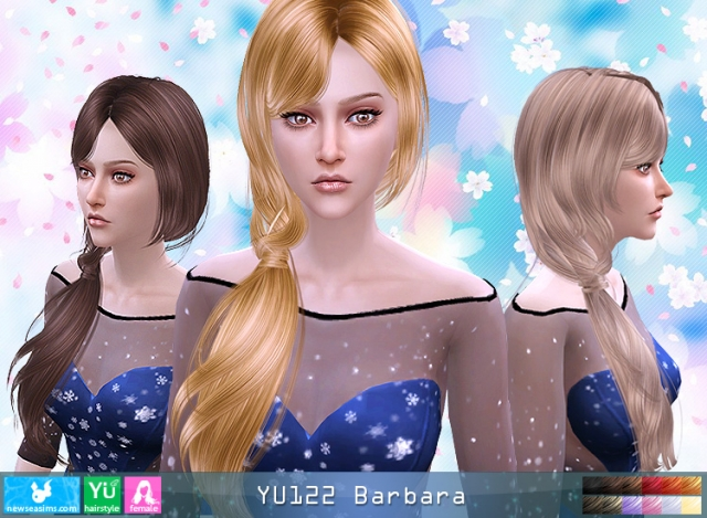 YU122 Barbara by Newsea