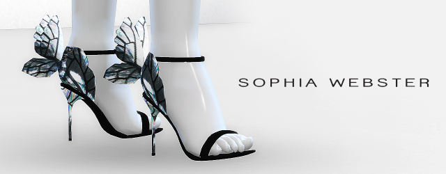 Sophia Webster Butterfly Sandals by MrAntonieddu