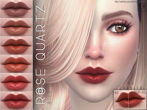 [ Rose Quartz ] - Rich Lip Colour by Screaming Mustard