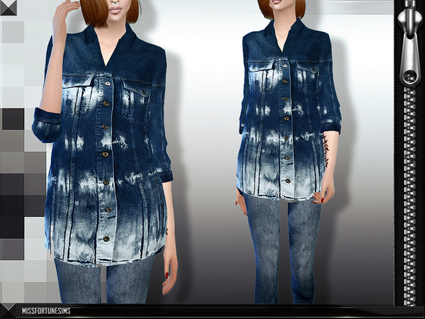MFS Denim Outfit by MissFortune