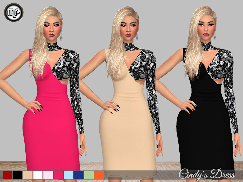 MP Cindy's Dress by MartyP