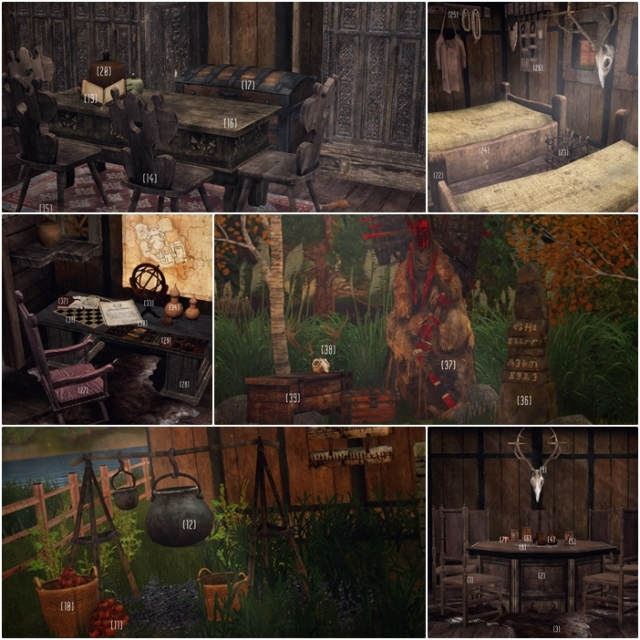 Witcher 3 Conversion Collection by KITT