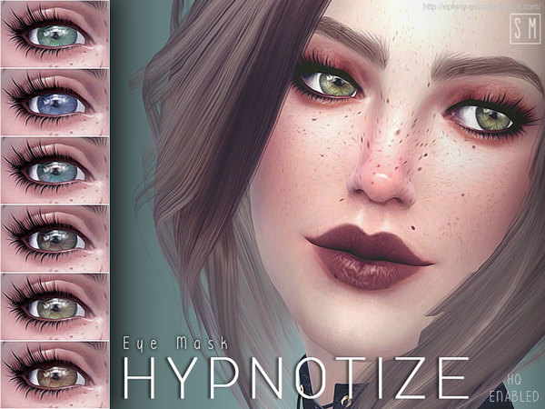 [ Hypnotize ] - Eye Mask by Screaming Mustard