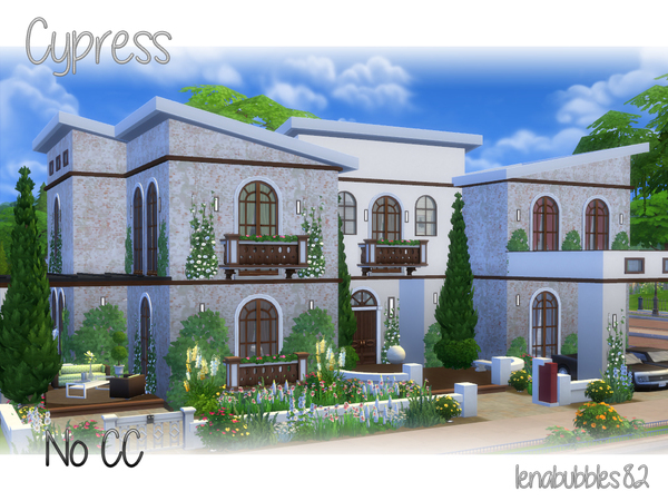 Cypress - No CC by lenabubbles82