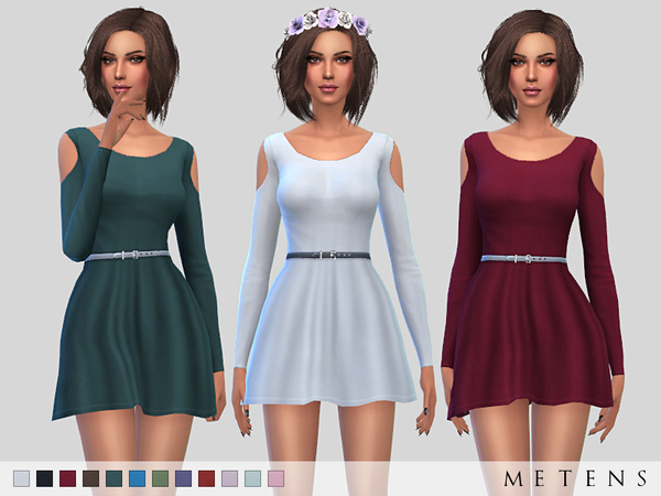 Wisteria Dress by Metens