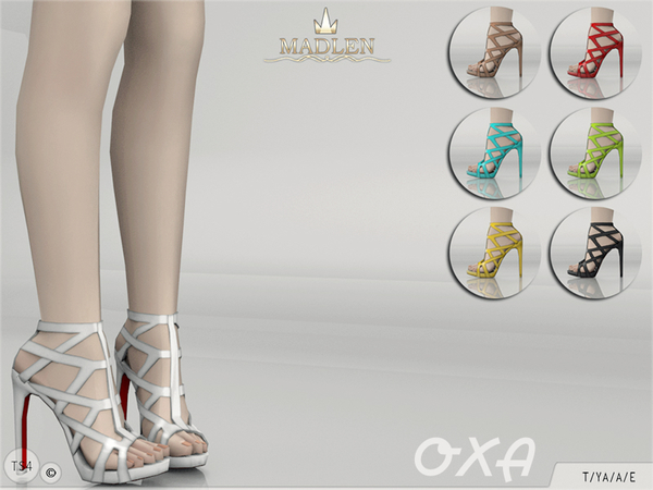Madlen Oxa Shoes  by MJ95