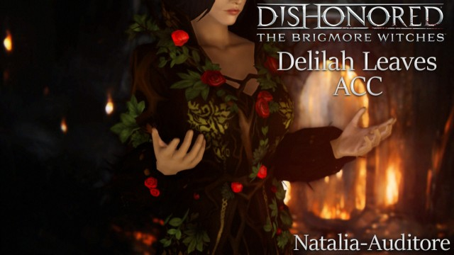 Delilah Copperspoon Leaves ACC - Conversion by natalia-auditore