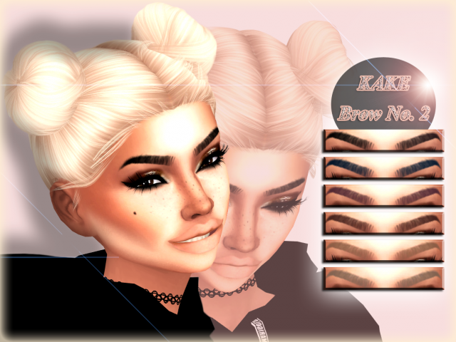 Brow No. 2 by KAKE