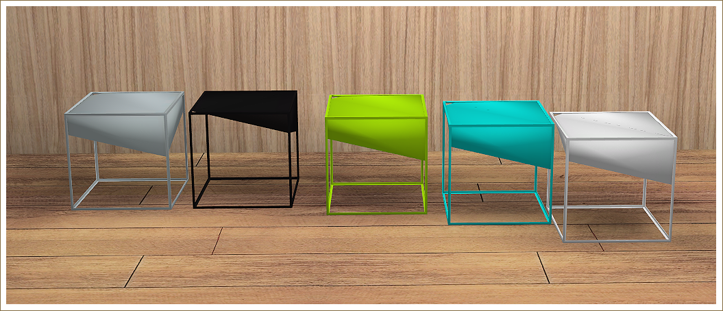Moira Furniture Set (new mesh) by Daer0n