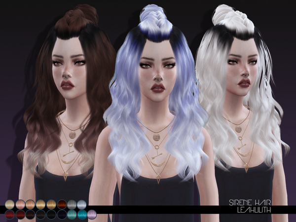 LeahLillith Siren Hair by Leah Lillith