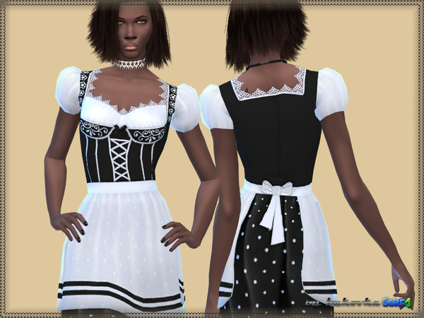 Dress Oktoberfest by bukovka