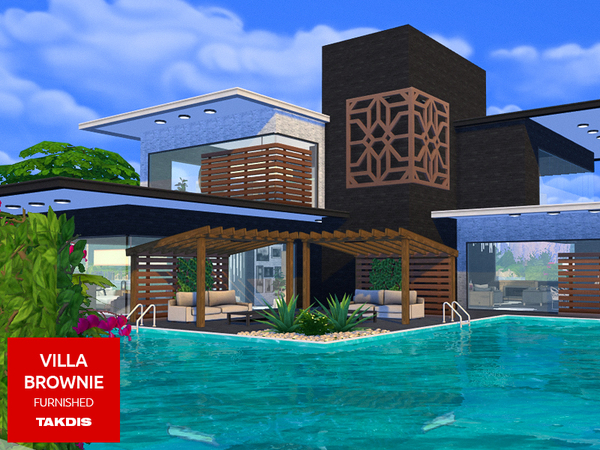 Villa Brownie by Takdis