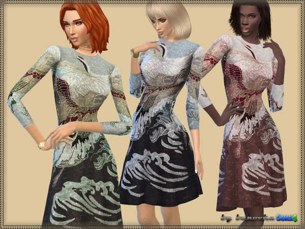 Dress Shadoof by bukovka