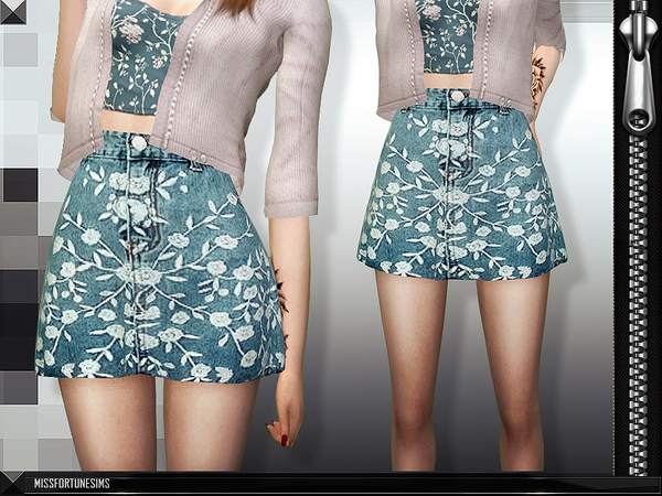 MFS Seres Skirt by MissFortune