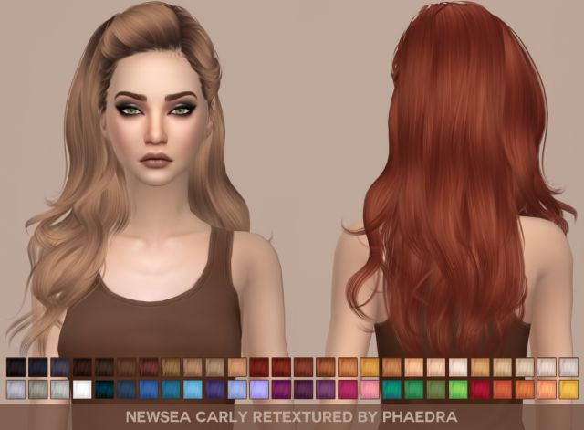Newsea Carly Retextured by Phaedra