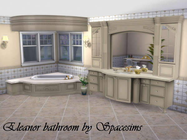 Eleanor bathroom by spacesims