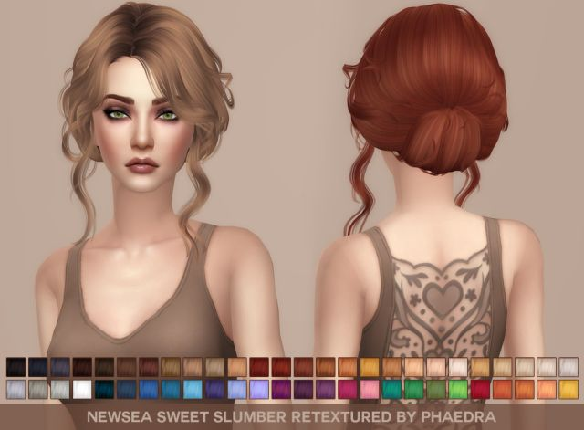 Newsea Sweet Slumber Retextured by Phaedra