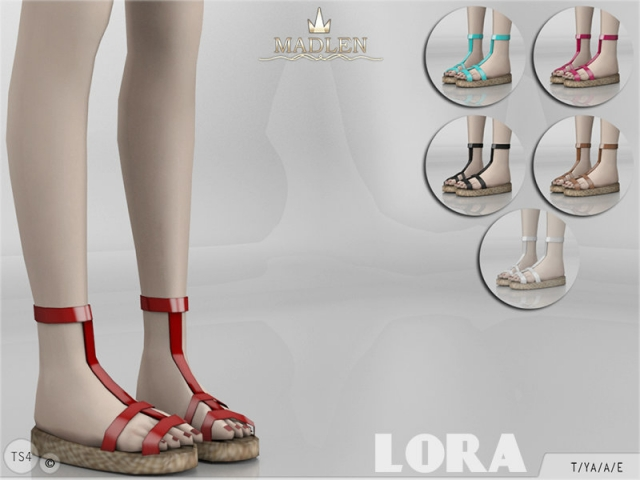 Madlen Lora Shoes by MJ95