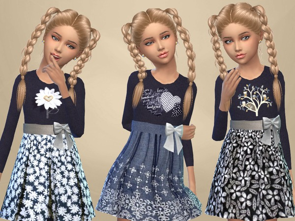 Esme Dress by SweetDreamsZzzzz