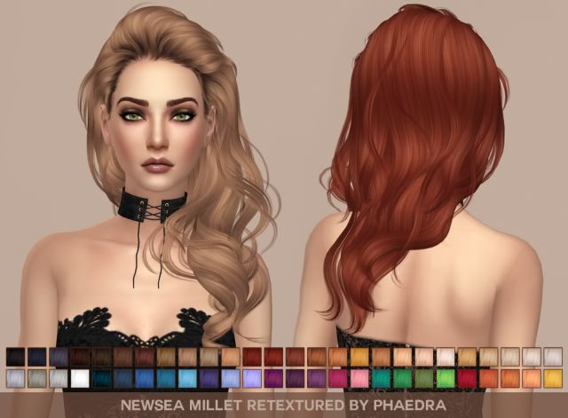 Newsea Millet Retextured by Phaedra