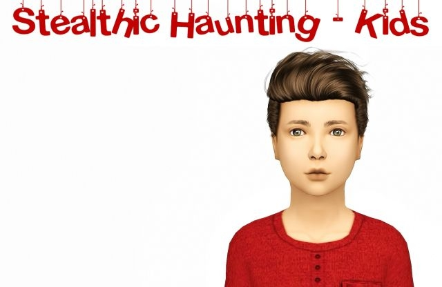 Stealthic Haunting - Kids Version by Simiracle