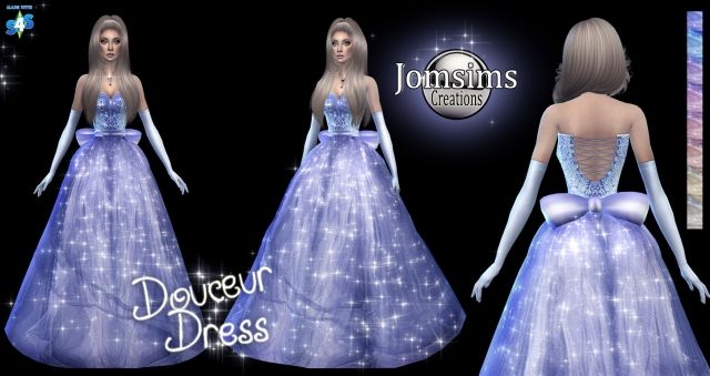 Douceur Dress by JomSims