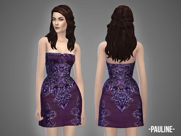 Pauline - dress by -April-
