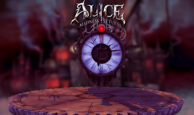 Alice Madness Returns: Steampunk Set by Mimoto