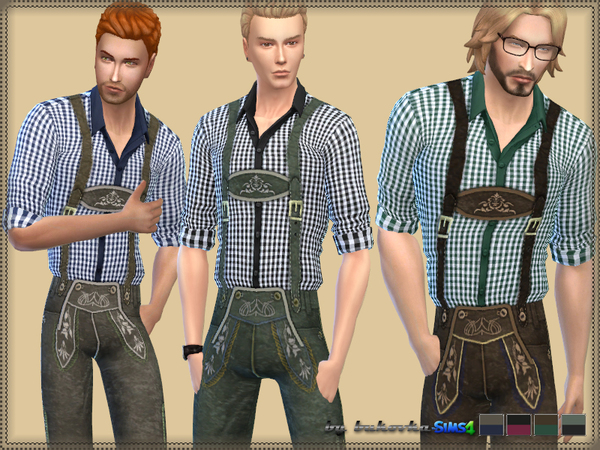 Oktoberfest Clothing by bukovka