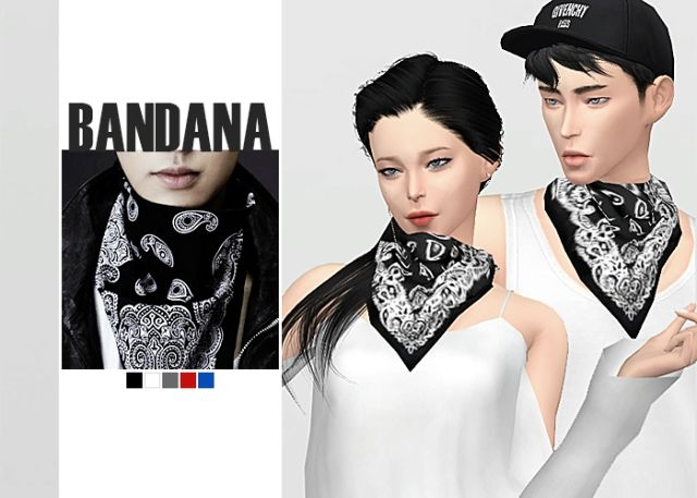 Bandana by Waekey