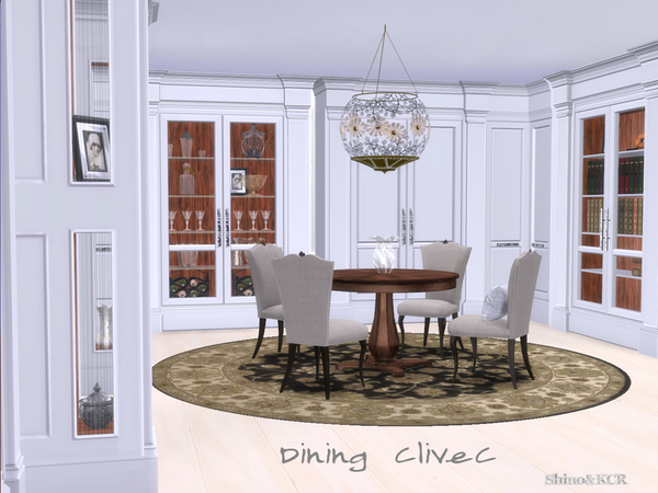 Dining CliveC by ShinoKCR