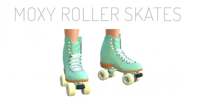 Moxy Roller Skates by Daisyxsims