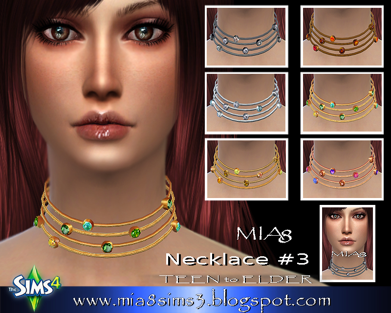 Necklace#3 by Mia8
