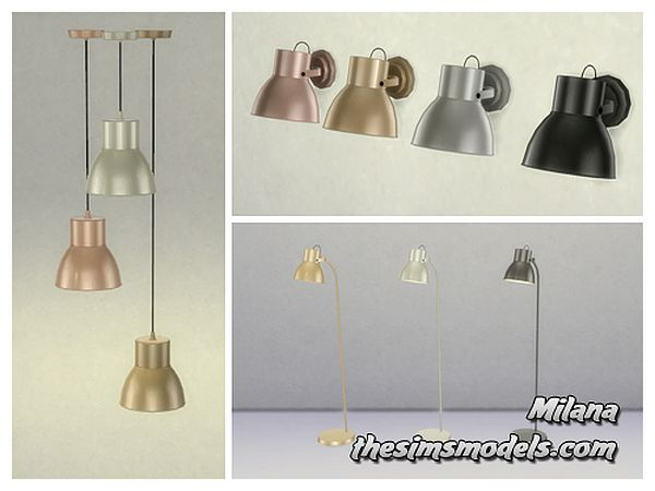 Lighting by Milana
