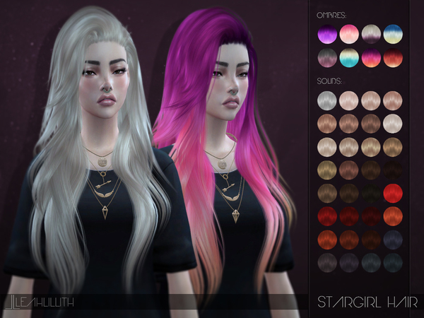 LeahLillith Stargirl Hair