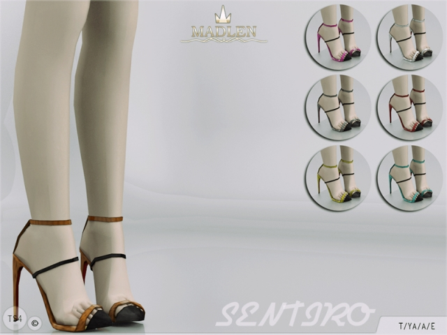 Madlen Sentiro Shoes by MJ95