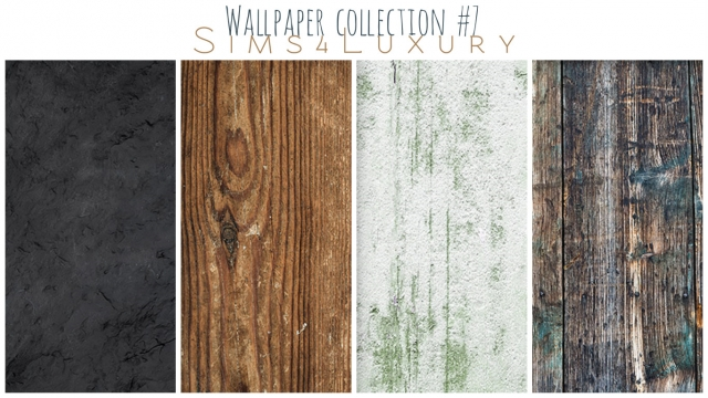 Wallpaper collection #7 by Sims4Luxury