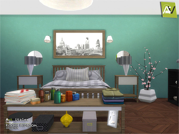 Ritchie Bedroom by ArtVitalex