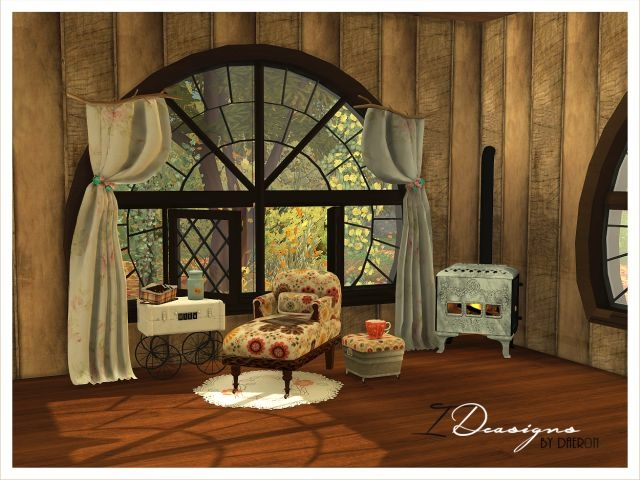 Shades of Fall Set (new meshes) Part.1 by Daer0n