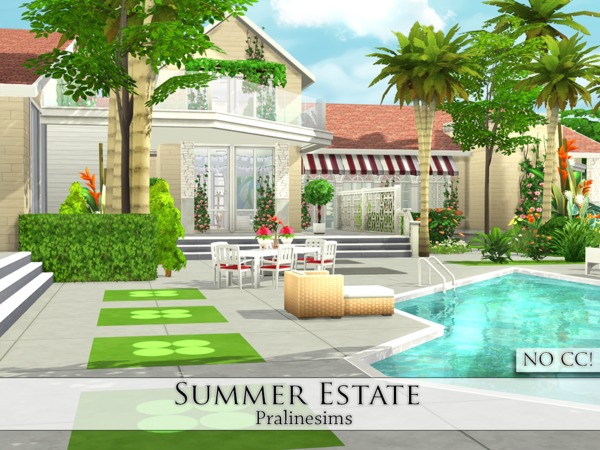 Summer Estate by Pralinesims