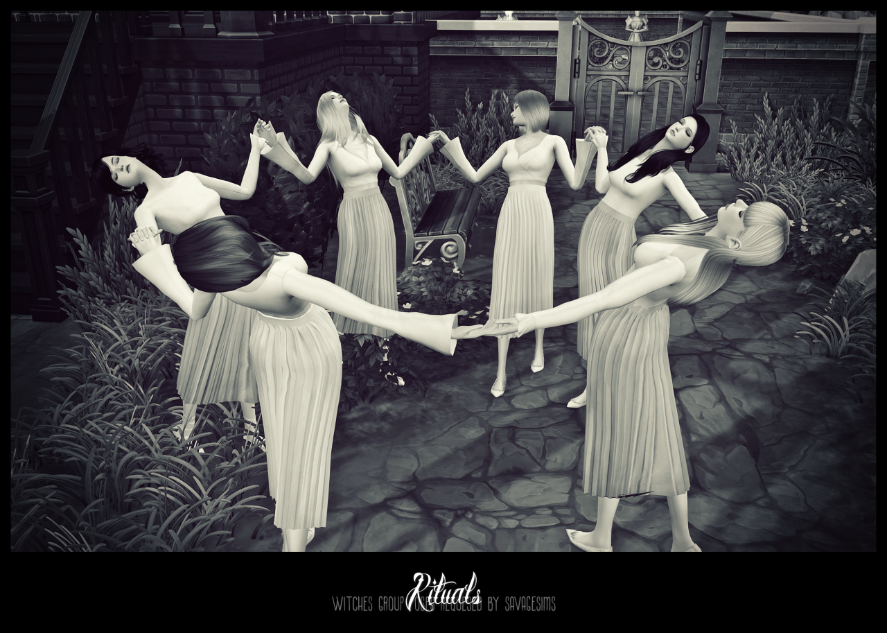 Rituals Poses Set by flowerchamber